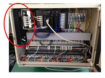 ワイヤレス端子台 送信
