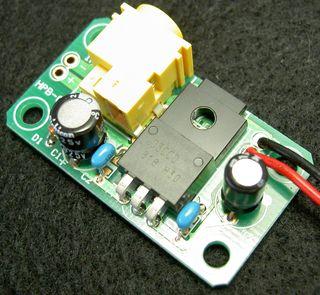 12V電源基板
