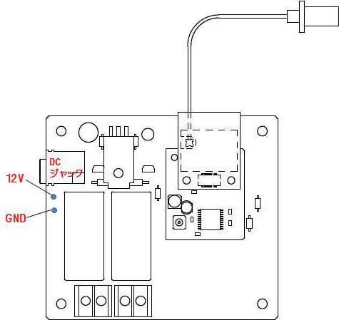 HPB-058RB2N_電源端子外観仕様図