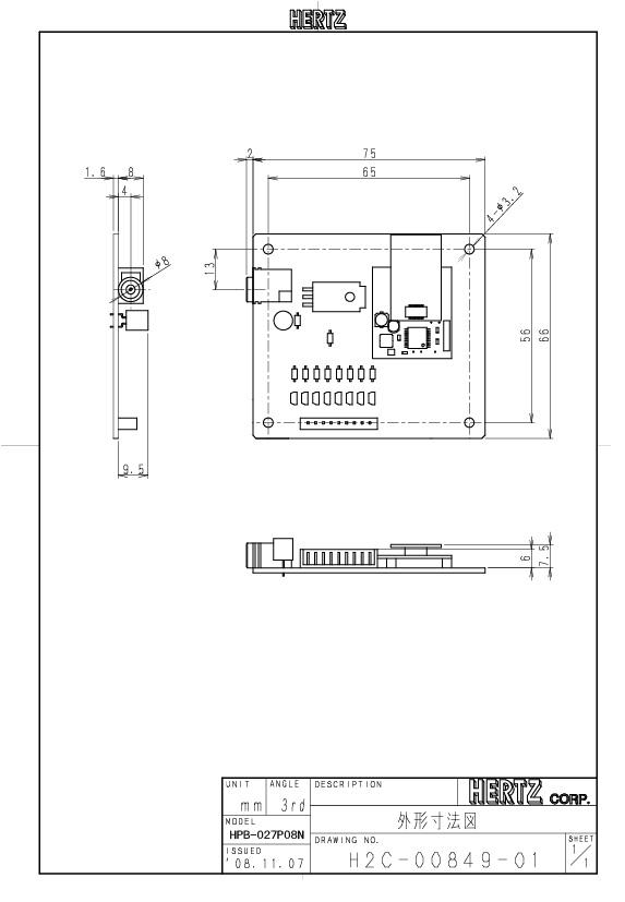 HPB-027P08N